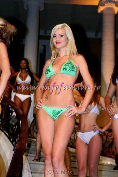 Diane_Ciutacu, locul 5 si Alexandra Dora, modele Amalia Fashion la World Bikini Model International in Malta 2008