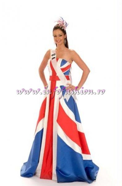 Great_Britain_Lisa Lazarus at Miss Universe 2008 in Vietnam