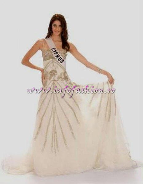 CYPRUS_Dimitra Sergiou at Miss Universe 2008 in Vietnam