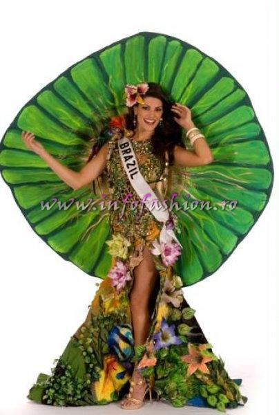 BRAZIL_Natalia Anderle at Miss Universe 2008 in Vietnam