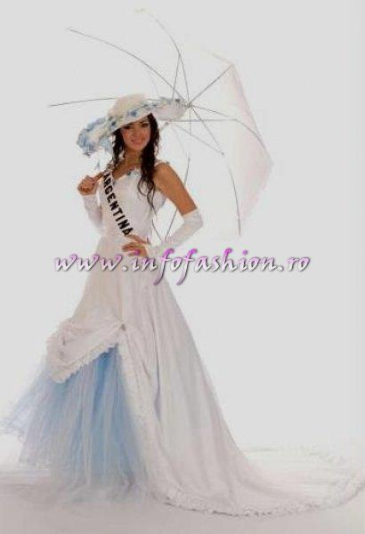 ARGENTINA_Silvana Belli at Miss Universe 2008 in Vietnam