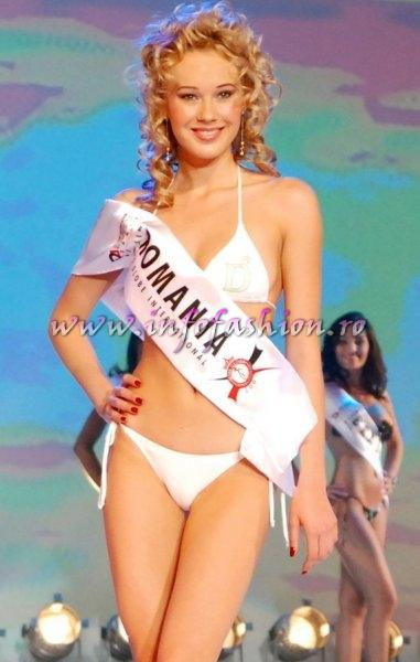 Izabella_Sebestyen 2007 Romania locul 2 la Miss Bikini Lady of the World in cadrul Miss Globe prin InfoFashion Platinum Ag