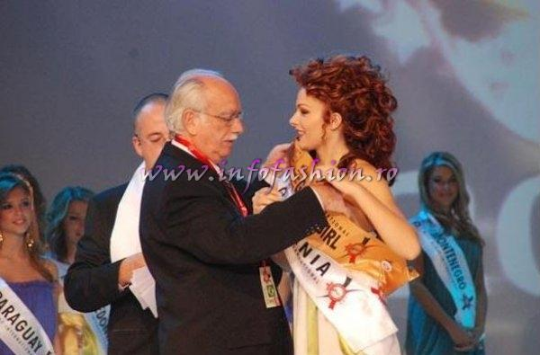 Albania, Irsa Demneri, Miss Golden Girl Miss Globe International Albania 2007