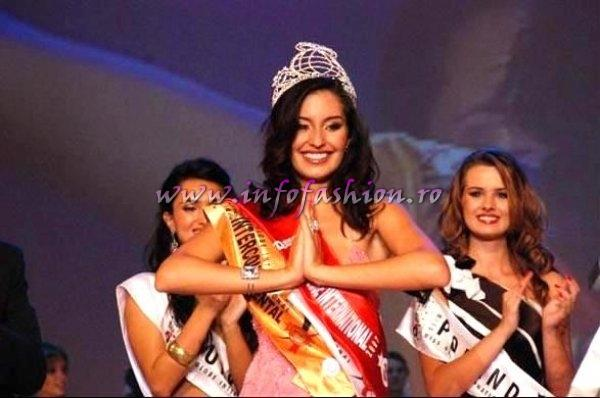 Brazil_Helen Cristina Alves Da Silva, WINNER and Miss Talent Intercontinental of Miss Globe International Albania