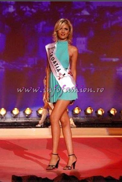 Croatia_Zorica Stankovska at Miss Globe International Albania 2007