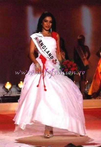 England_Krupa Parmar at Miss Globe International Albania 2007