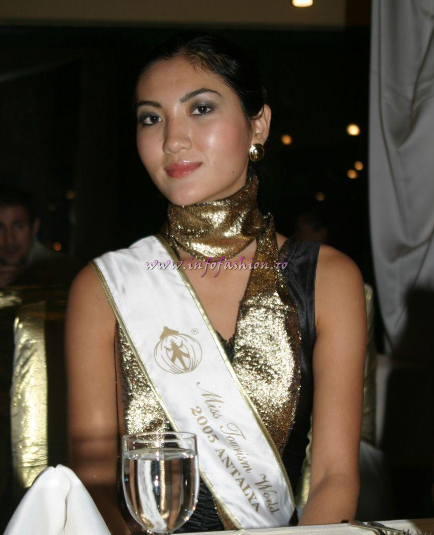 Kazakhstan at Model of the Universe & Miss Bikini World 2005 in Turkey