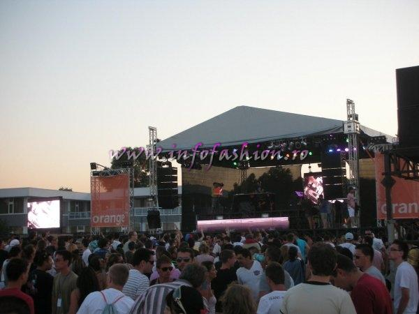 Creamfields in Romania la Saturn Mangalia 02.08.2008