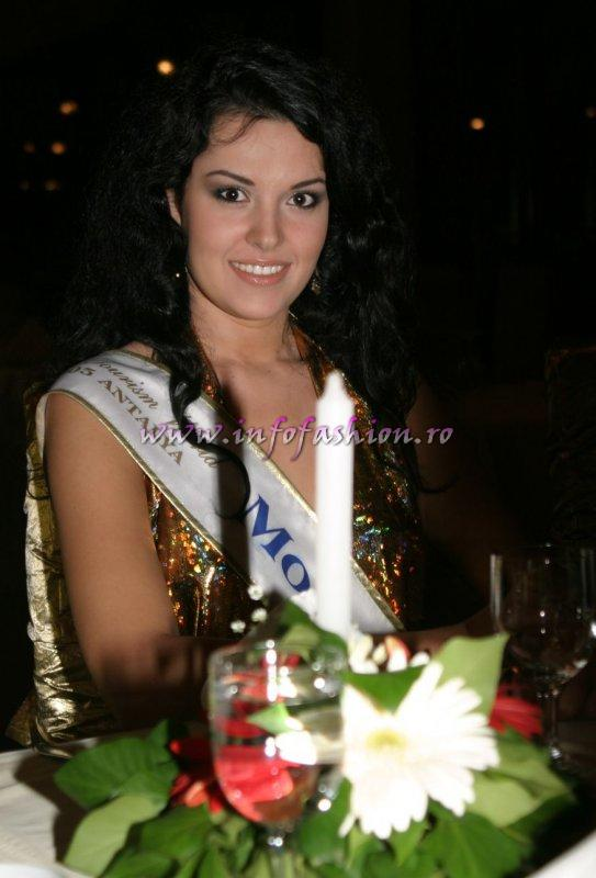 Russia- Moscow at Model of the Universe & Miss Bikini World 2005 in Turkey