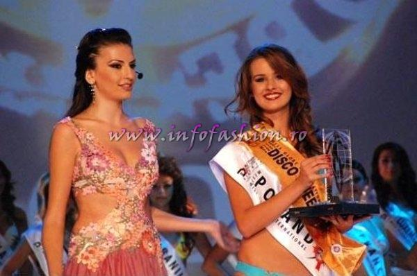 Poland_2007 Ewa Wasilewska, Miss Disco Queen Miss Globe International Albania