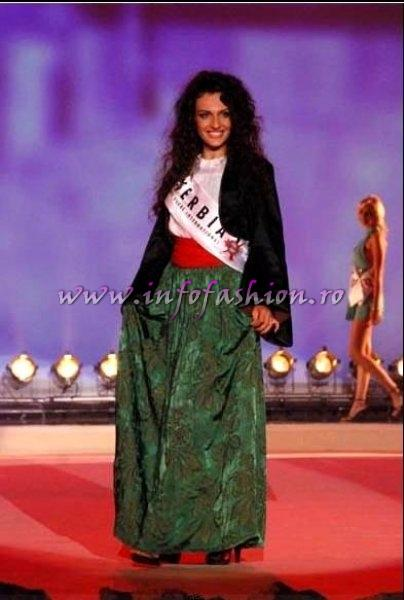 Serbia_2007 Ana Lepovic at Miss Globe International Albania