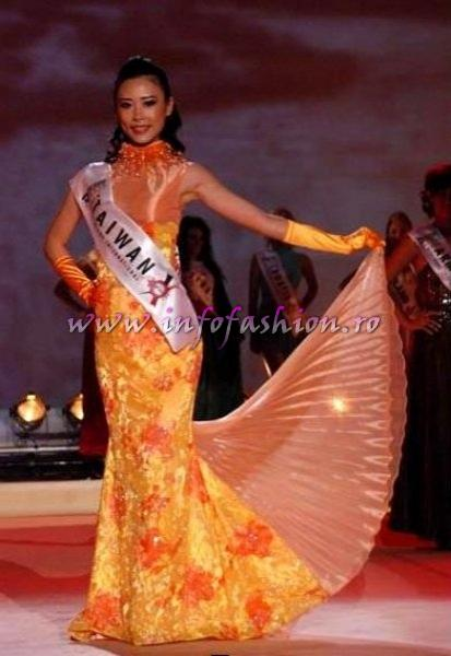 Taiwan_Chang Wan-Ting at Miss Globe International Albania 2007