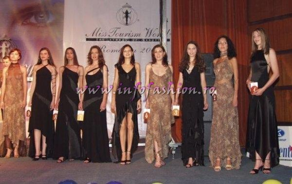 Concurentele de la Miss Tourism World Romania 2002