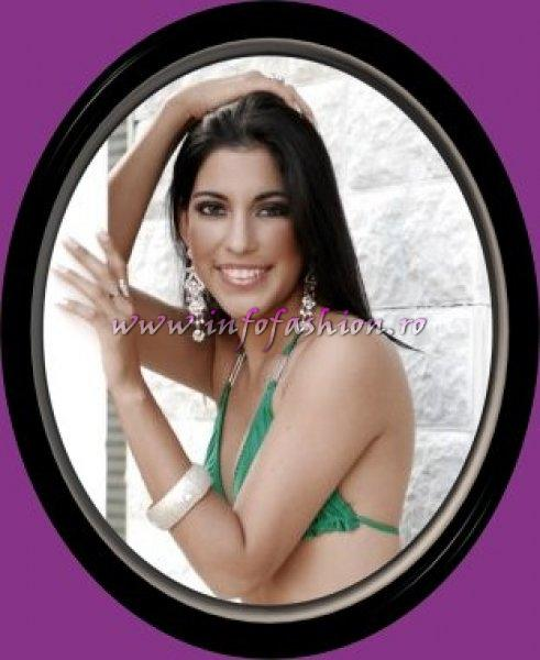 Bolivia- Nardy Zambrana at Miss Intercontinental in Poland (WBO 37 edition)