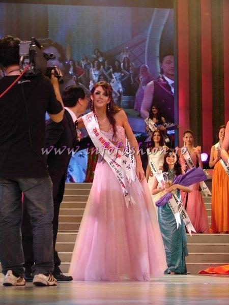 Greece- Athens -Panagiota Kourakou, 2nd Runner Up