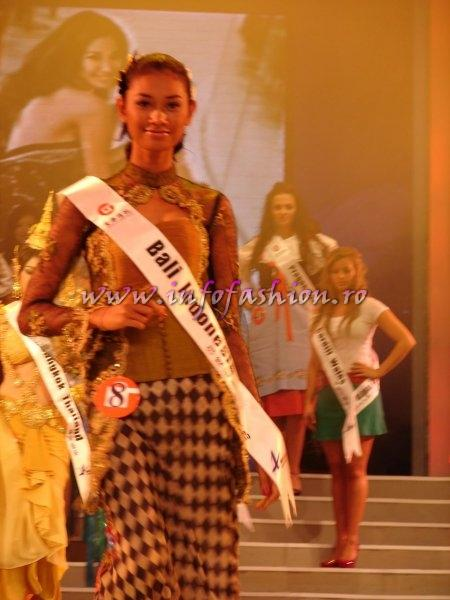Indonesia_2008 Bali- Dayu Pradny at Miss Global Beauty Queen Photo Henrique Fontes, Globalbeauties.com