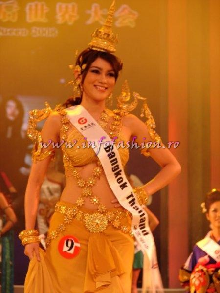 Thailand_2008 Bangkok, Pichamon Keawthong at Miss Global Beauty Queen Photo Henrique Fontes, Globalbeauties.com