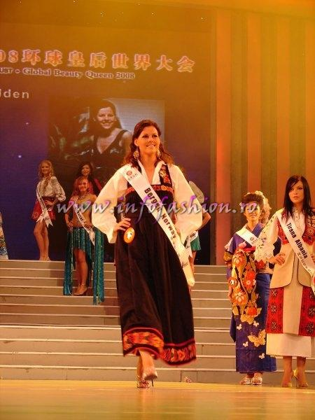Norway_2008 Bergen, Inger Kristine Liodden at Miss Global Beauty Queen Photo Henrique Fontes, Globalbeauties.com