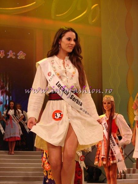 Serbia_2008 Lucani, Marija Lazarevic at Miss Global Beauty Queen Photo Henrique Fontes, Globalbeauties.com