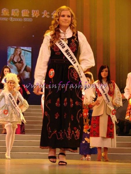 Norway_2008 Oslo, Anne Linn Hjelme at Miss Global Beauty Queen Photo Henrique Fontes, Globalbeauties.com