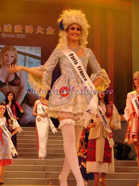 France_2008 Paris, Nadege Theobald at Miss Global Beauty Queen Photo Henrique Fontes, Globalbeauties.com