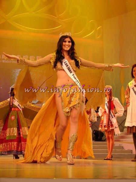 Puerto_Rico_2008 San Juan, Zuleyka Santiago at Miss Global Beauty Queen Photo Henrique Fontes, Globalbeauties.com