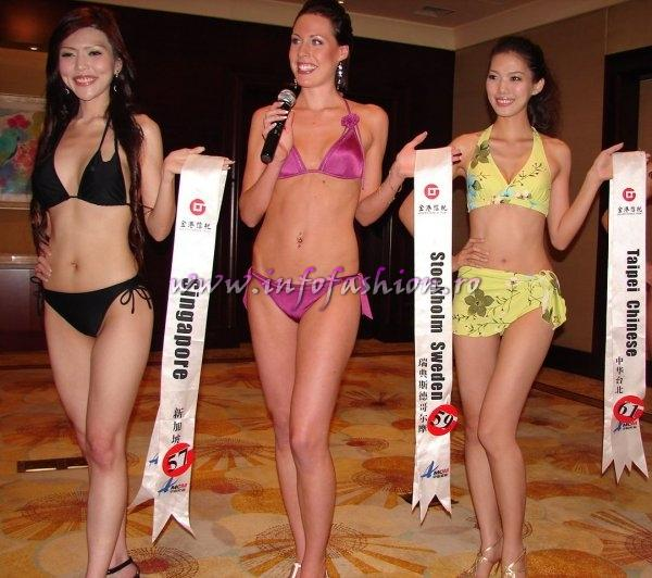Singapore- Huang Ti Xiang, Miss Internet Popularity