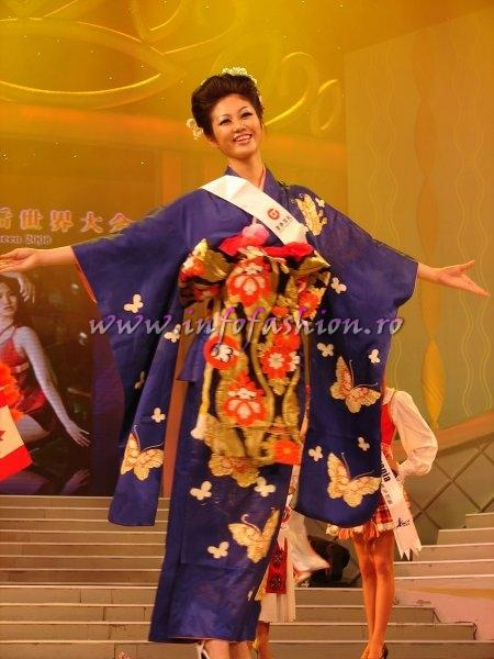 Japan_2008 Tokyo, Tomomi Takada at Miss Global Beauty Queen Photo Henrique Fontes, Globalbeauties.com