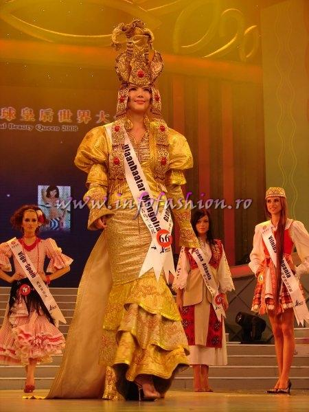 Mongolia_2008 Ulaanbaatar, Khongorzul Ganbat at Miss Global Beauty Queen Photo Henrique Fontes, Globalbeauties.com