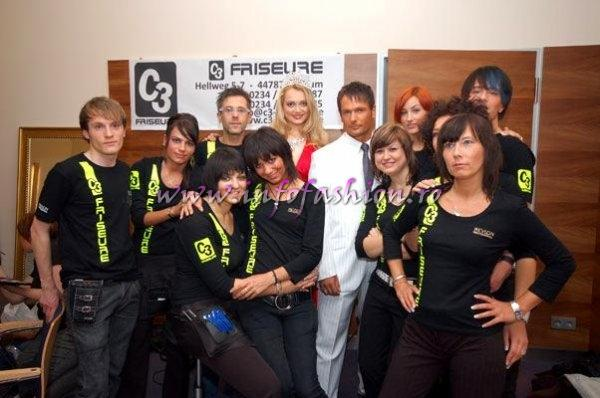 Turkay Yegenoglu, Top Stylist Germany, C3 Friseure- of Top Model of the World 2007, Miss & Mister Deutschland 2008, Misses NRW 2008