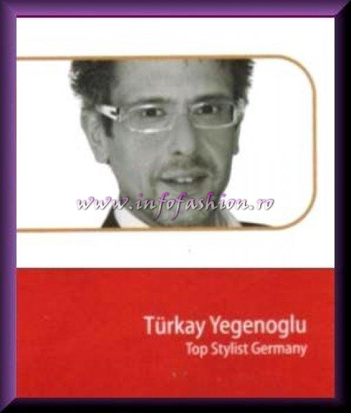 Turkay Yegenoglu, Top Stylist Germany, C3 Friseure- of Top Model of the World 2007, Miss & Mister Deutschland 2008, Misses NRW 2008 in Jury of Miss intercontinental 2008 in Poland