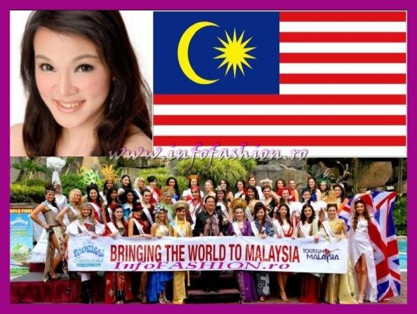 Malaysia_2008 Angela Ching Cheau Thung, Best in Talent and Miss Friendship at Miss Tourism International Malaysia