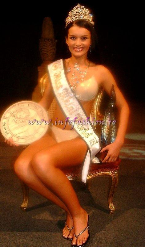 Mihaela_Tudor 2002 Winner in Malta Miss Bikini World, org. Romania InfoFashion Platinum Ag
