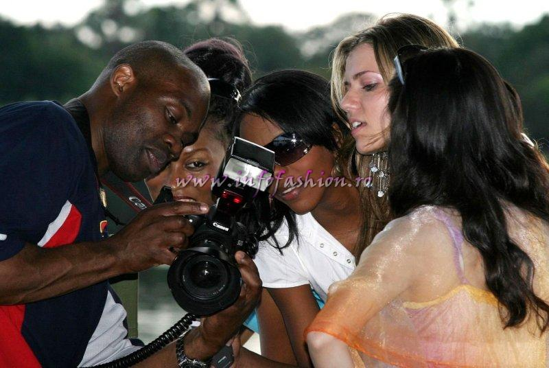 Thanks to Frank Thompson, Photographer of Miss Tourism World Zimbabwe-2005