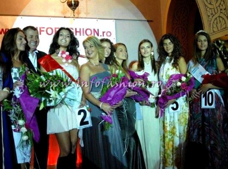 Finala Nationala MISS WORLD Romania 16 septembrie 2009 la Castelul Cantacuzino din Busteni org. InfoFashion.RO