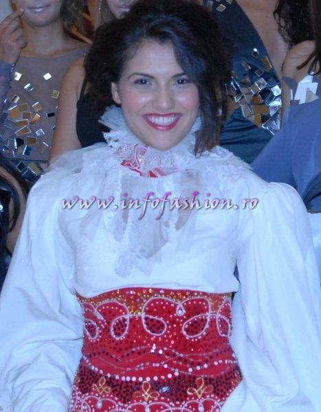 Loredana Salanta de la Miss World Romania 2009 la Top Model of the World Germany 2011