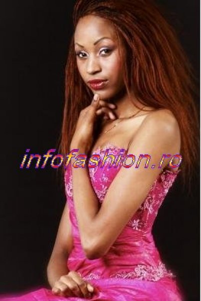 Zimbabwe- Vanessa Gayle SIBANDA at Miss World in South Africa 2009
