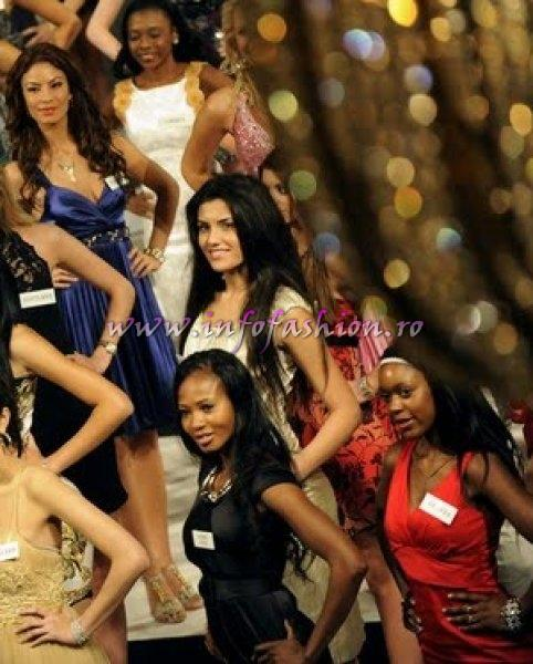 2009 Miss World repetitii pt Charity Gala London