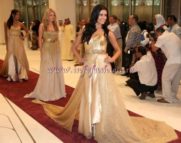 20MW ACTUAL NEWS Miss World Fashion Show Abu Dhabi at Yas Hotel, inaugural 2009 Formula 1 Etihad Airways Grand Prix 2009