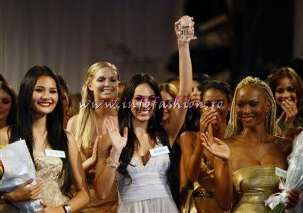 20MW ACTUAL NEWS Miss World Top Model is Mexic and World Designer Award Sierra Leone`s designer- Dany Tabet 2009