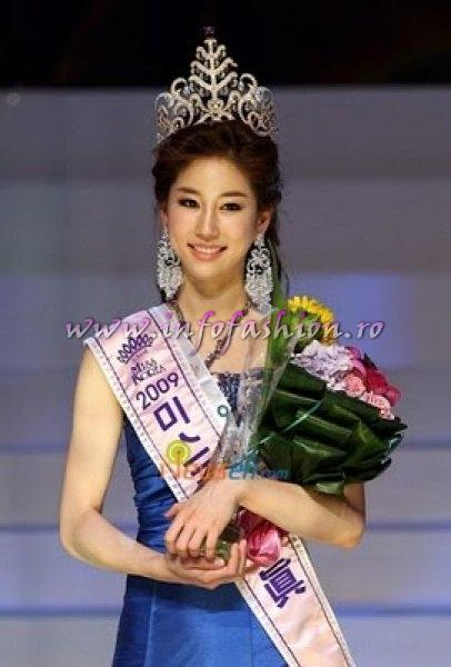 Miss World 2009 Korea- JooRi KIM in the panel jury of Mister World 2010