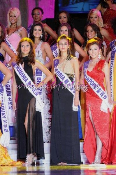 Anamaria Istrate, clasata in top 20 din 98 de participante la MISS TOURISM QUEEN INTERNATIONAL si locul 3 Continental title Europe