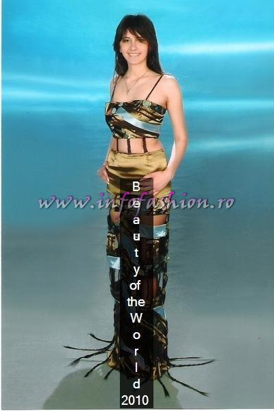 Azerbaijan_Balakhanova Irada at Beauty of the World in China 2010