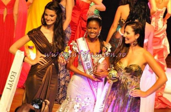 WINNER: Dominican Republic, Mayte Brito Medina (Teen Queen of the Caribbean) 1st runner-up: Egypt, Tara Emad (Teen Queen of Africa) 2nd runner-up: Canada, Chelsae Durocher (Teen Queen of the Americas) 3rd runner-up: Belgium, Kathleen Luyts (Teen Queen of Europe), 4th runner-up: Venezuela, Rossana Medina 5th runner-up: Portugal, Mariana dos Santos, Miss Congeniality: Portugal, Mariana dos Santos Miss Photogenic: Poland, Monika Suchocka Achievement Award: Bahamas, Shamika Rolle Miss Fair Play: New Zealand, Nicole Tu'inukuafe Miss Personality: Denmark, Agnes Hela Teen Face of the Year: Bolivia, Alexia Laura Viruez Most Beautiful Smile: Thuanny Rodrigues Ferreira, Photos Estudio X