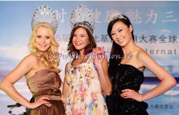 Julia Liptokova, Miss Bikini International 2006, Katherin Anez Miss Bikini International 2007, Miss Bikini China 2009