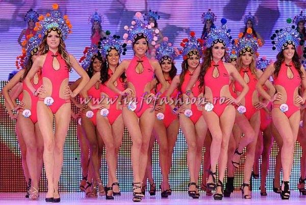 Romania- Diana Irina Boanca WINNER of 35th Miss Bikini International In Sanya 2010