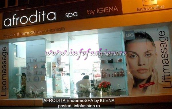 Cosmetica_&_Tratament AFRODITA Endermo Spa by IGIENA