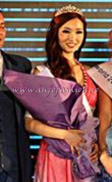 China_Beauty of the World, Miss China, 1st runner up Beauty of China 2010