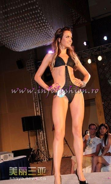 Finland_2010 Mariel Anniina Mettala at 35th Miss Bikini International In Sanya