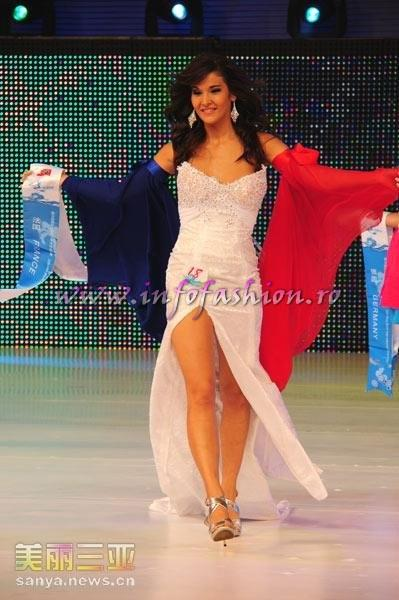 France_2010 Mylene Catherine Simon, 2nd ru Miss Photogenic at 35th Miss Bikini International In Sanya
